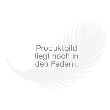 Teddybär mit Blättermotiv