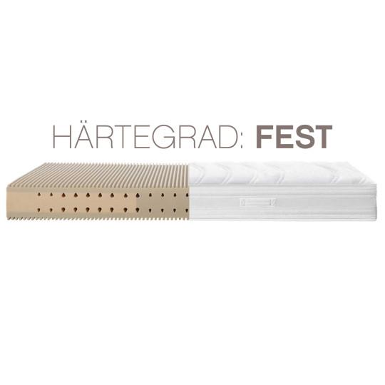 Matratze ´´Ecco 2 Sensitive 18 -RW 853 - Jersey Waschbezug´´