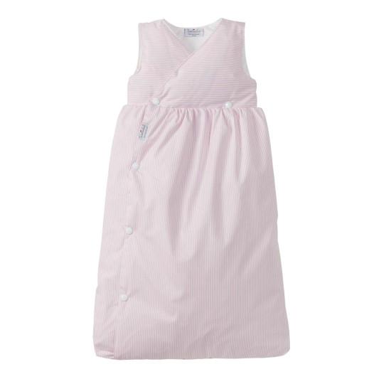Kinder-Daunen-Schlafsack gestreift