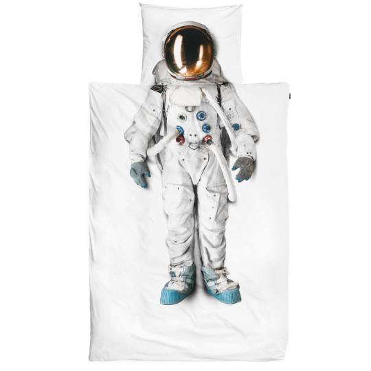 """Snurk Kinder-Bettwäsche-Garnitur """"Astronaut"""" bei Bettenrid 1"""