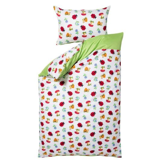 Kinder-Bettwäsche-Garnitur Pauli | Kinderzimmer > Textilien für Kinder > Kinderbettwäsche | Baumwolle | Feiler