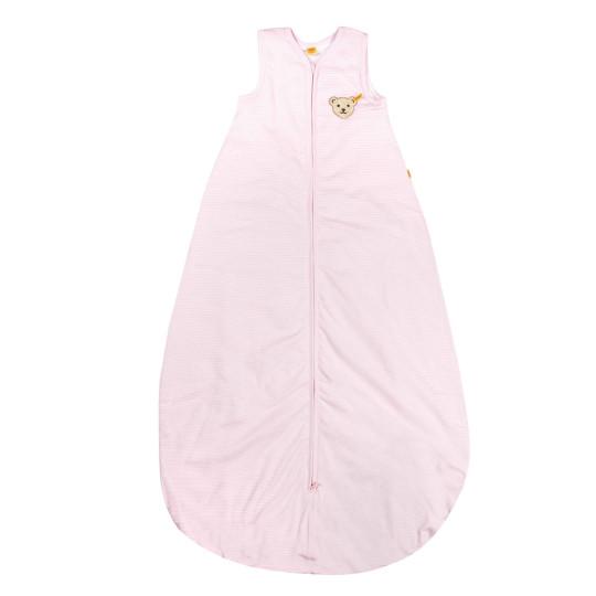 Kinder-Schlafsack ´´Fein Streifen´´ | Kinderzimmer > Textilien für Kinder > Babytextilien | Barley pink | Baumwolle | Steiff