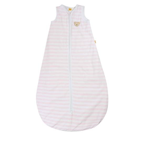 Kinder-Sommer-Schlafsack Streifen | Kinderzimmer > Textilien für Kinder > Babytextilien | Polyester | Steiff