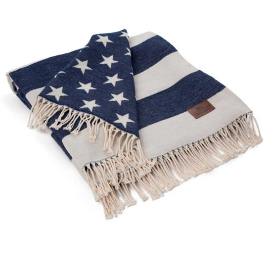 "Lexington Plaid ""Flag"" bei Bettenrid 1"
