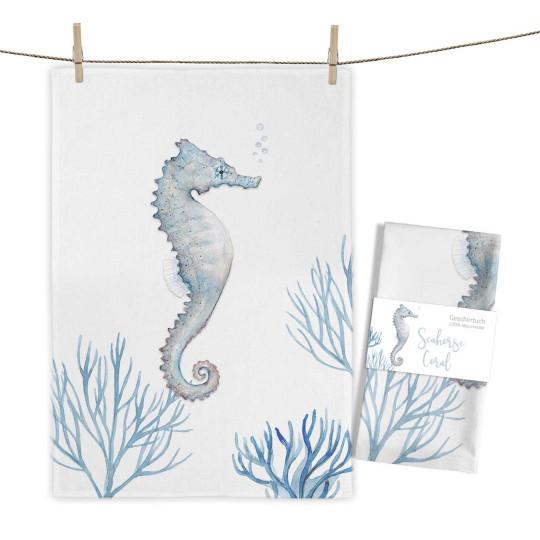 "Maluu Geschirrtuch ""Seahorse"" bei Bettenrid"