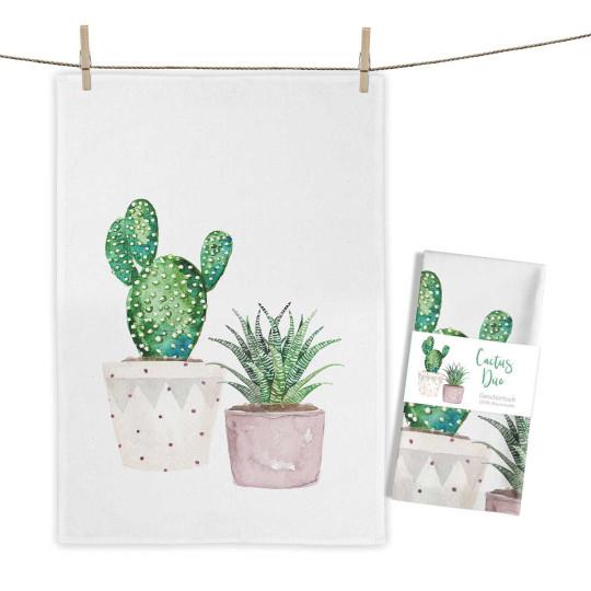 "Maluu Geschirrtuch ""Cactus Duo"" bei Bettenrid"