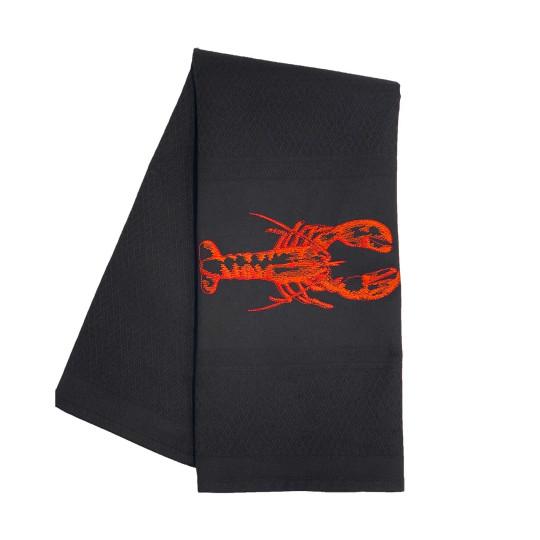 "Vista Portuguese               Geschirrtuch ""Black Lobster"" bei Bettenrid"