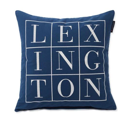 "Lexington Sofakissenbezug ""Logo Twill"" bei Bettenrid 1"