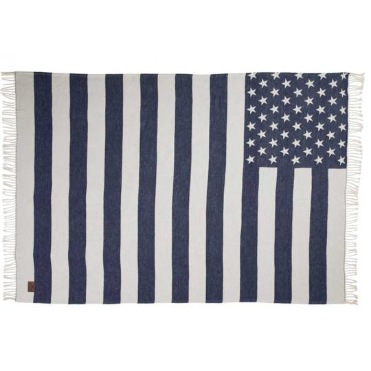 "Lexington Plaid ""Flag"" bei Bettenrid 2"