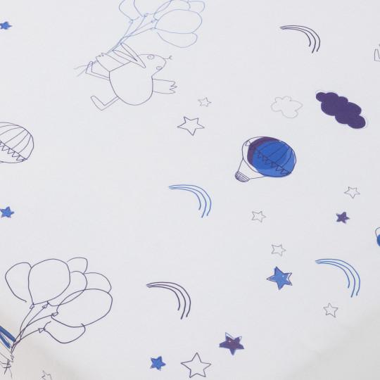 "Katha Covers Kinder-Spannbettlaken  ""Dancing Duck"" bei Bettenrid 2"